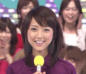 竹内由恵 2008