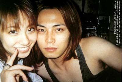 山本梓さんと姜暢雄さんのツーショット写真4