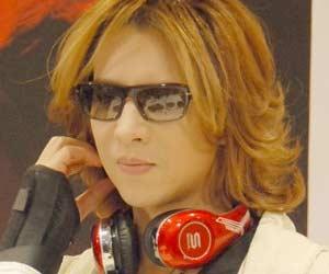 X JAPAN YOSHIKI