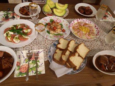 加藤綾菜 料理1