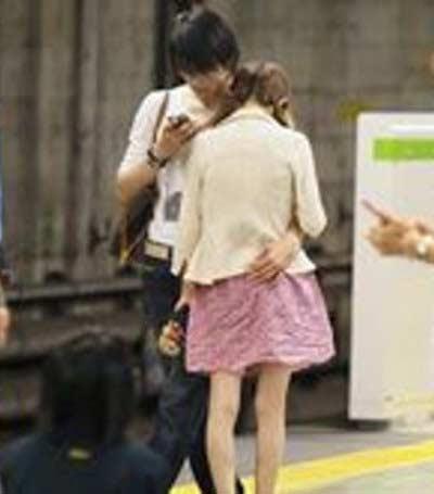 松本剛徹 紺野あさ美 ツーショット写真2