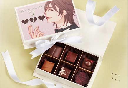 失恋ショコラティエBOX