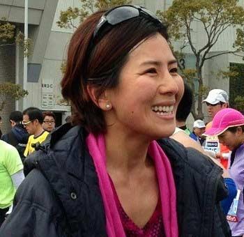 長谷川理恵 東京マラソン 2014 劣化 おばさん