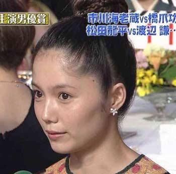 宮崎あおいの鼻はいつから整形の疑惑がある?気になる理由