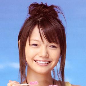 宮崎あおいが笑顔の可愛い画像