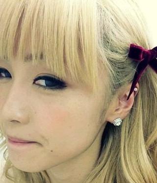 E-girlsのAMIの顔アップ