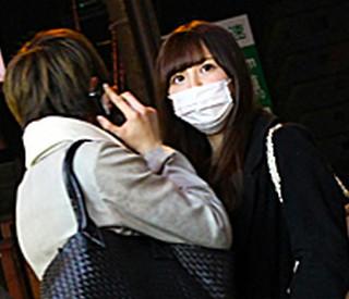 NEVA GIVE UP岡田鷹斗と乃木坂46大和里菜のツーショット写真