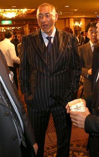 清原和博が佐々木主浩のパーティーに参加