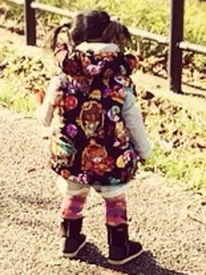 安藤美姫の娘の写真