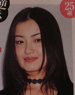 平子理沙が20代の頃の整形前の画像
