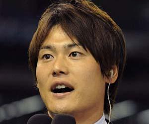 日本テレビのアナウンサー・上重聡