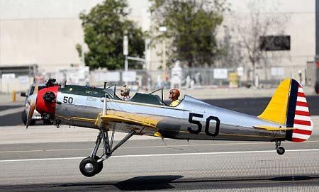 ハリソンフォード事故機PT-22