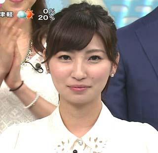 日本テレビ畑下由佳アナ