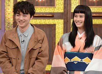 しゃべくり007に出演の染谷将太と橋本愛