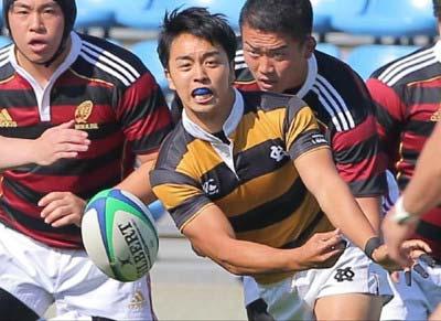 嵐・櫻井翔の弟・櫻井修が3大学ラグビー出場2