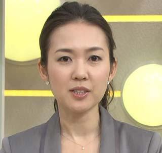 TBS高畑百合子アナ