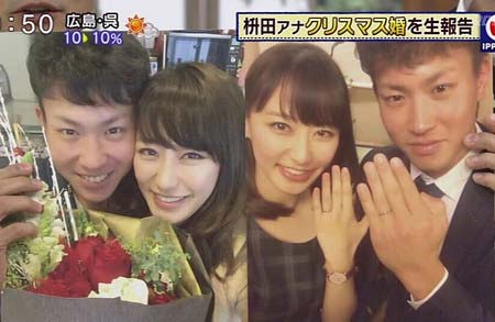 TBS・枡田絵理奈アナ 広島東洋カープの堂林翔太内野手
