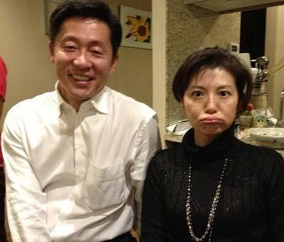 南野陽子と夫の金田充史
