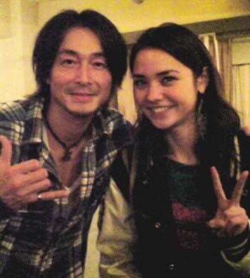 吉田栄作と加賀美セイラ