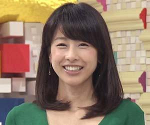 フジテレビの加藤綾子