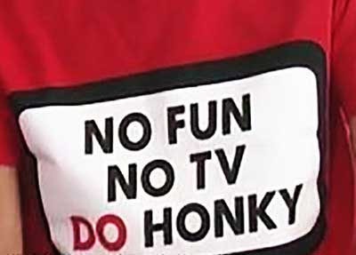 2015年フジテレビ『FNS27時間テレビ』Tシャツ