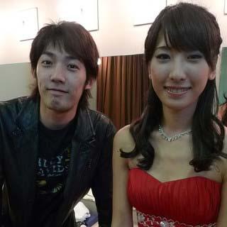 さだまさしの長男・佐田大陸(TAIRIKU)と長女の佐田詠夢