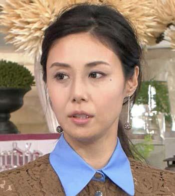 『A-STUDIO』に出演し老けたと指摘されている松嶋菜々子