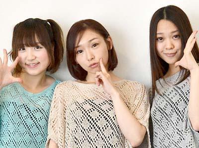 加護亜依所属のアイドルユニット「Girls Beat!!(ガールズビート)」