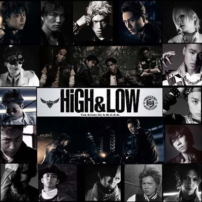 『HiGH&LOW』の出演メンバー