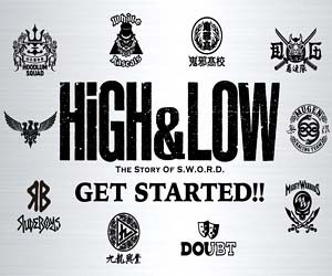 HiGH&LOW EXILE