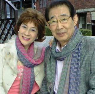 高嶋政伸の両親・高島忠夫と寿美花代