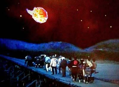 『暴れん坊将軍9』の彗星衝突回3枚目