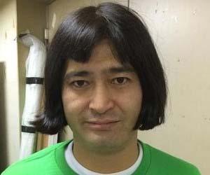ハイキングウィーキング鈴木Q太郎