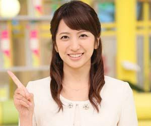 日本テレビの笹崎里菜アナウンサー