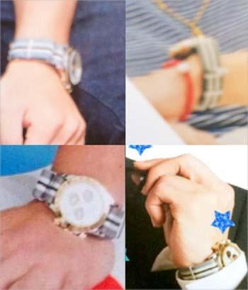 Kis-My-Ft2千賀健永の腕時計