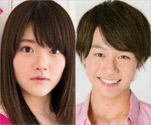 SKE48木本花音とジャニーズJr松田元太