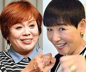 上沼恵美子と和田アキ子