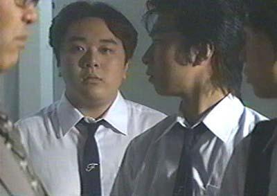 『金第一少年の事件簿』に出演の松山幸次