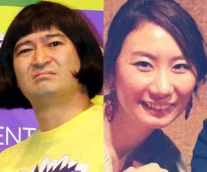 「ハイキングウォーキング」の鈴木Q太郎と離婚した元妻の猪熊夏子