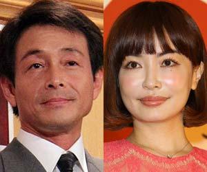 吉田栄作と平子理沙