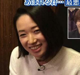 あばれる君の妻・由夏さん