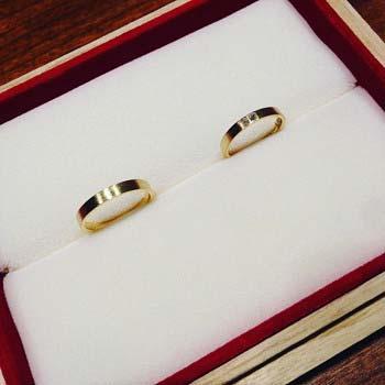 土岐麻子がインスタグラムに投稿した結婚指輪