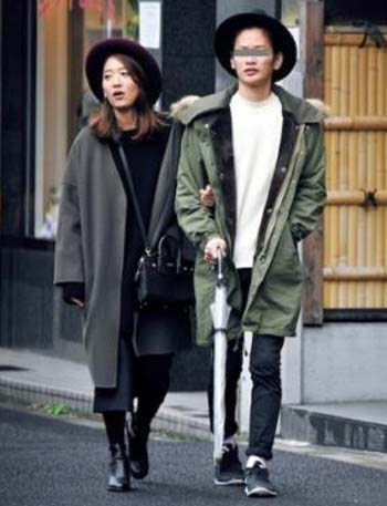 TBS吉田明世アナと彼氏のツーショット『フライデー』写真