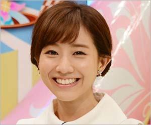 元TBSの田中みな実アナウンサー