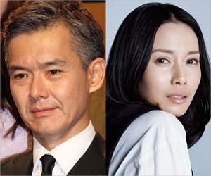 渡部篤郎と中谷美紀