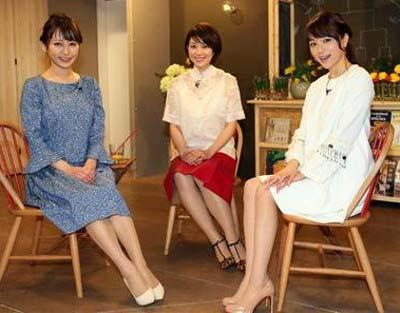 『ボクらの時代』に出演した枡田絵理奈、本田朋子、潮田玲子