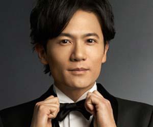 SMAPの稲垣吾郎