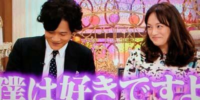 稲垣吾郎が牧瀬里穂と共演し、当時好きだったことを告白