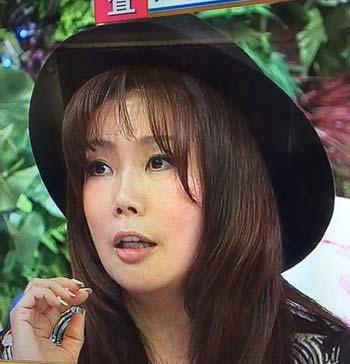 小川菜摘がバイキング出演時の顔