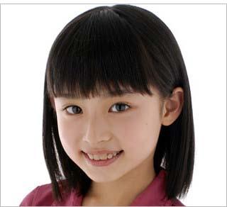 吉田里琴が幼少期の写真